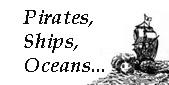 Пираты, корабли, океаны...